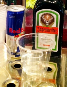 Disposable Plastic Jager Bomb Shot Cups for sale in UK with fast delivery.